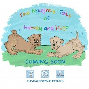 The Naughty Tails of Harvey and Hugo