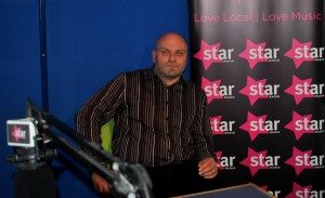 John Clayton, Star Radio's MD